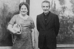 I genitori di Gianfranco Mello