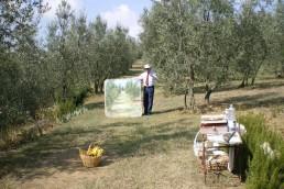 CAMPO DI MARGHERITE ED OLIVI